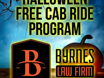 Local attorney sponsors Halloween free ride program