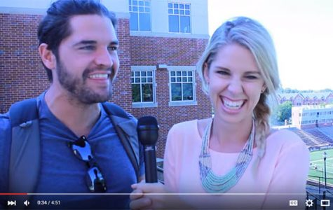 Sophomore video blogger helps Lindenwood go viral