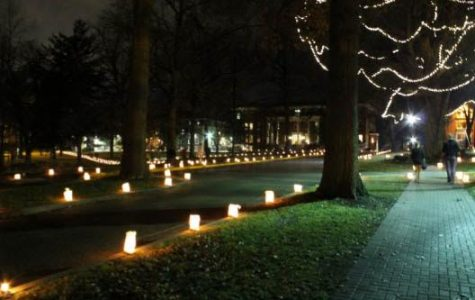 Lindenwood Hosts annual Christmas Walk