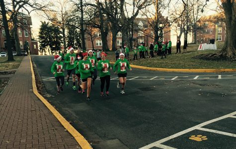 Merry Fitness Run combines exercise with holiday cheer