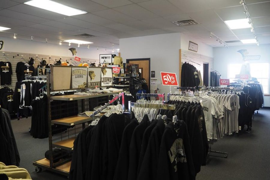 Photo taken staff The LU Spirit Shoppe