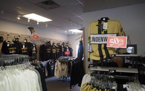 LU Spirit Shoppe having 50% off sale