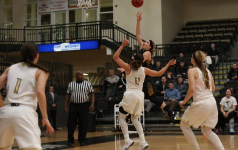 Women's basketball loses nail-biter to Fort Hays State