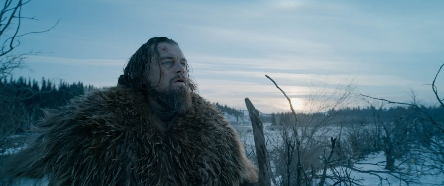 Photo+from+epk.tv%0AHugh+Glass+%28Leonardo+DiCaprio%29+overlooks+his+wintry+obstacles+in+%22The+Revenant%22
