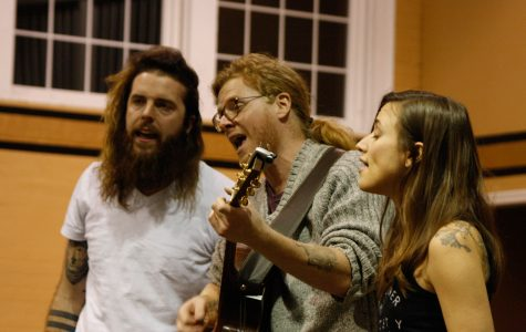Ballroom Thieves perform intimate, acoustic set at LU