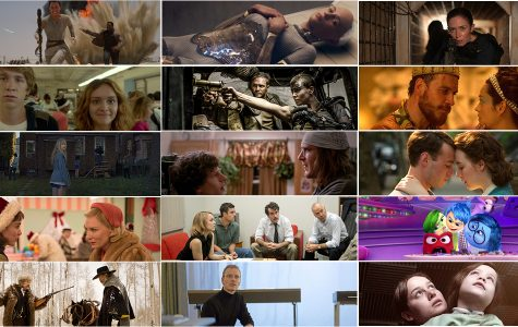 The Top 10 Best Films of 2015, from two viewpoints
