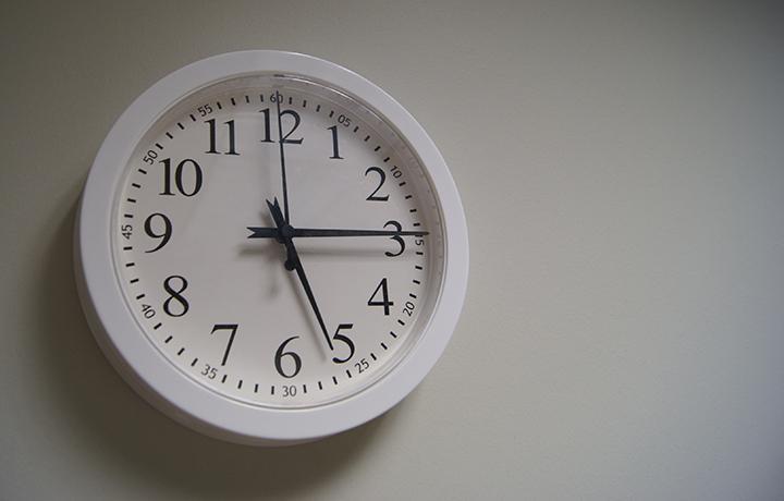Lindenwood Clock