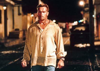 """Collateral Damage"" mit Arnold Schwarzenegger"