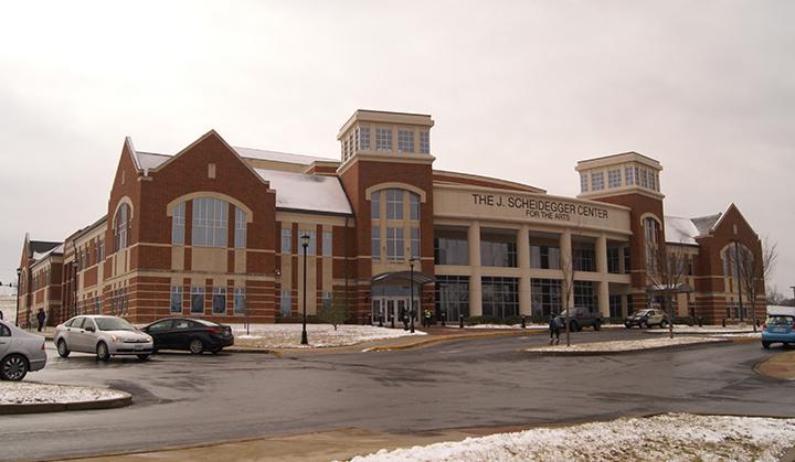 Lindenwood University's Scheidegger Center