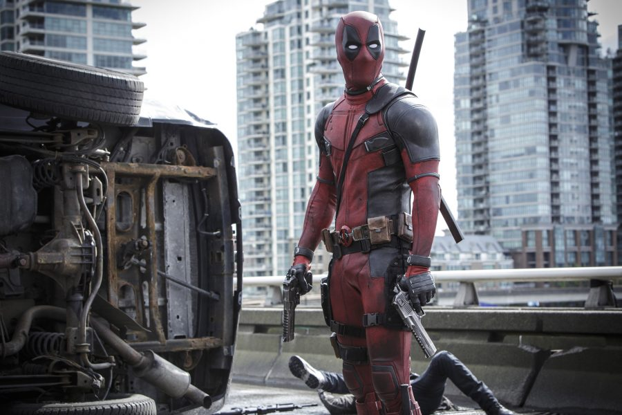 'Deadpool': bloody fun, but nothing special