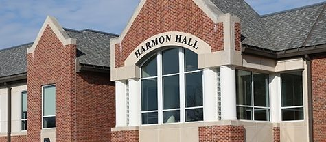 Harmon Hall is home to Lindenwood's School of Business. <br> Photo by Carly Fristoe
