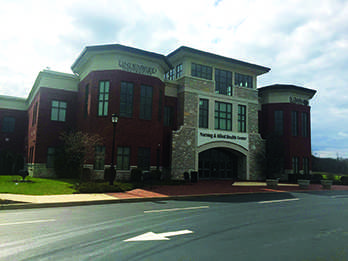 LU nursing school is coming back to main campus