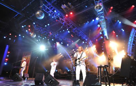 Tribute band revives the Bee Gees at LU