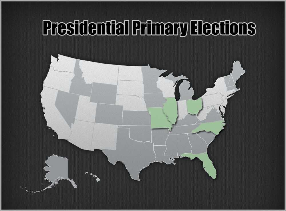 presidential primary