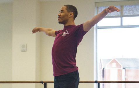 Business student fulfills passion for dance at LU