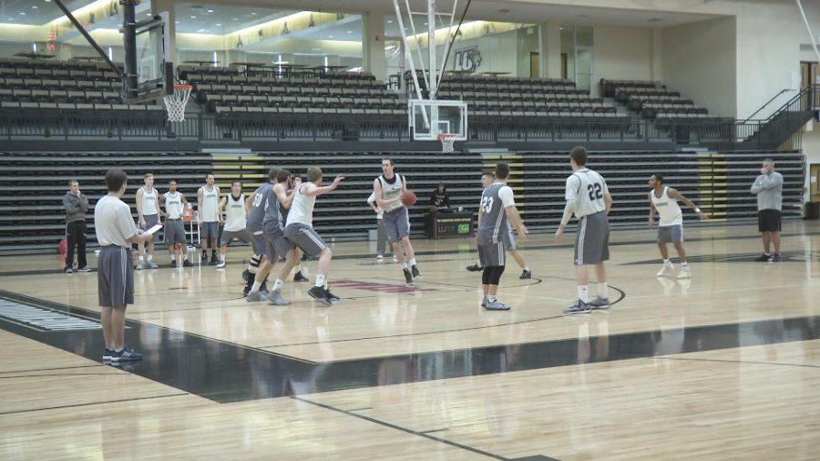 Lindenwood+Basketball+Prepares+for+Conference+Tournament