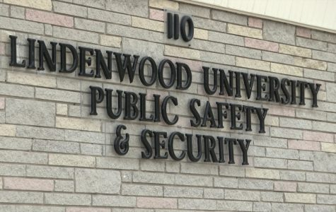 Lindenwood University security office. <br> Photo by Emily Miller