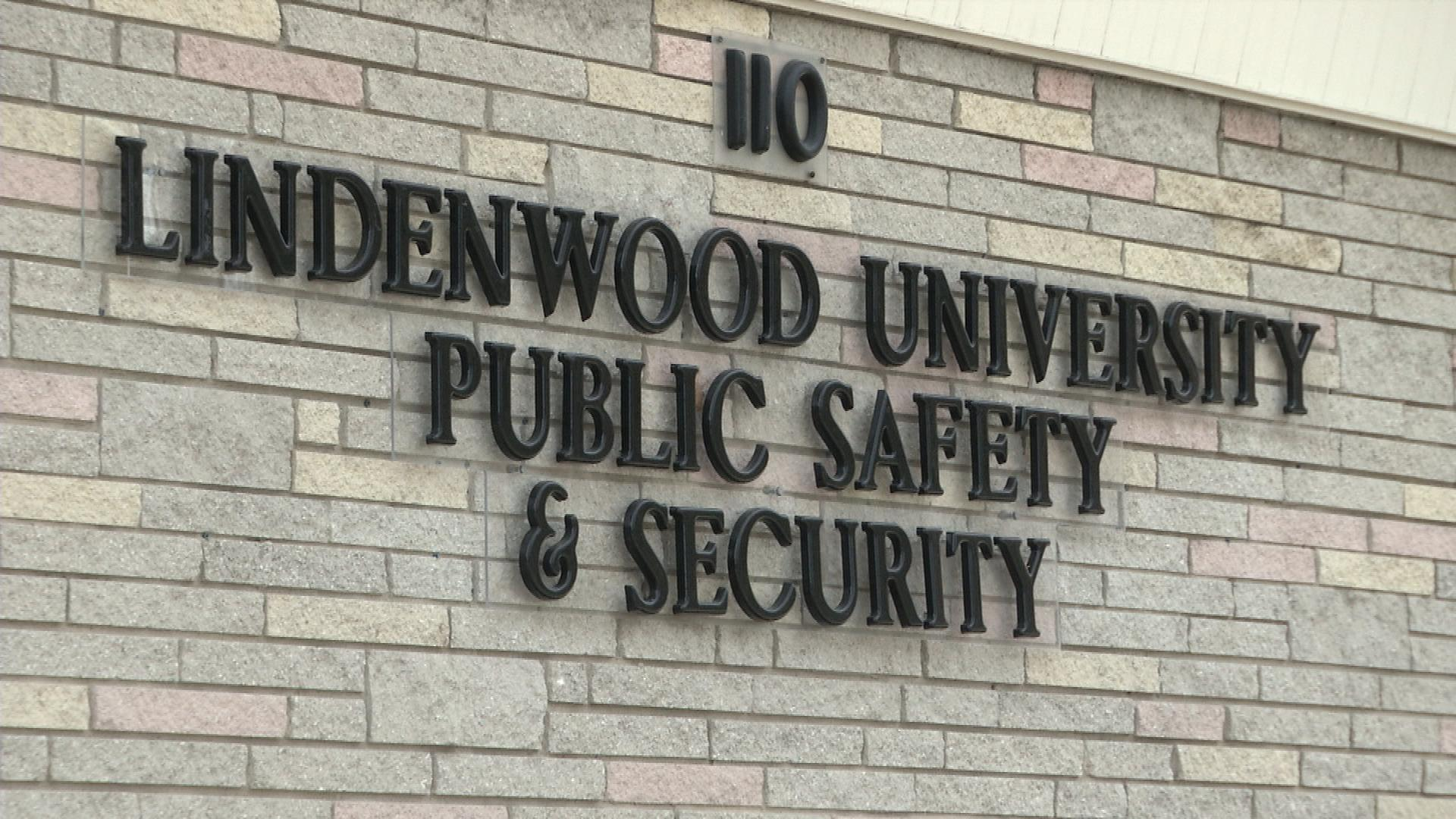 Lindenwood University security office.  Photo by Emily Miller