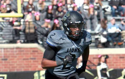 Lindenwood football player draws interest from the NFL