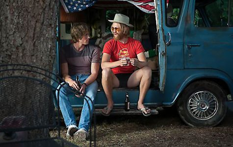 Photo courtesy of APA-OTS from Flickr. Jake (Blake Jenner) with Willoughby in his van.