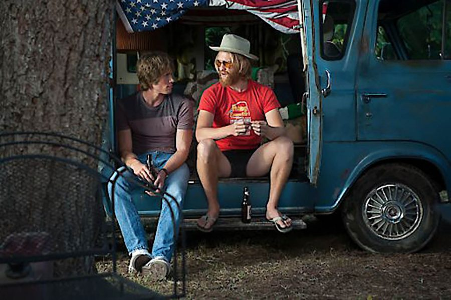 Photo+courtesy+of+APA-OTS+from+Flickr.%0AJake+%28Blake+Jenner%29+with+Willoughby+in+his+van.