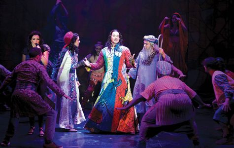 A 'biblical' Broadway event at LU