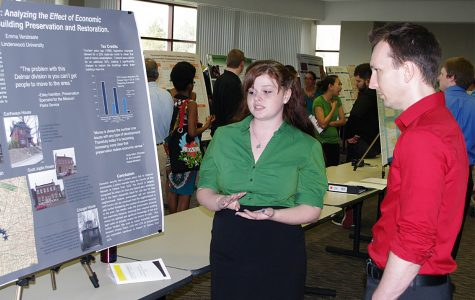 Annual symposium to display Lindenwood student projects