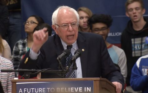 Bernie Sanders visits the St. Louis region ahead of state primary