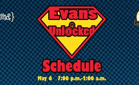Popular event returns to Evans Commons