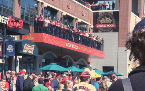 St. Louis Cardinals Fans Celebrate Opening Day 2016
