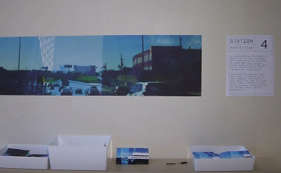 Graphic design students wrap up semester with final capstones