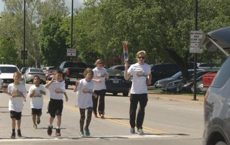 St. Charles Hosts Annual Shelter Insurance Torch Run