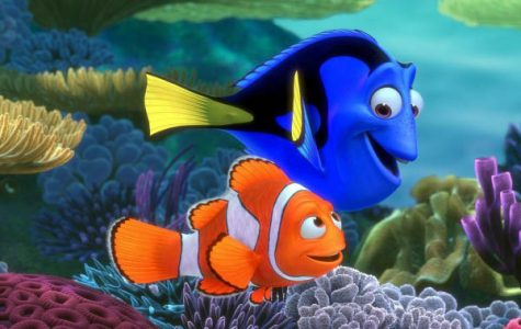 Photo from Flickr Marlin (Brooks) and Dory (DeGeneres)