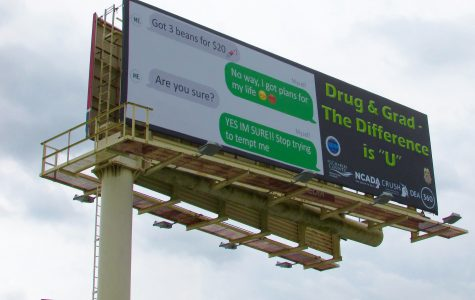 Billboard hopes to 'CRUSH' heroin use