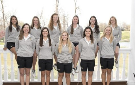 Women's golf team scores All-Scholar Award