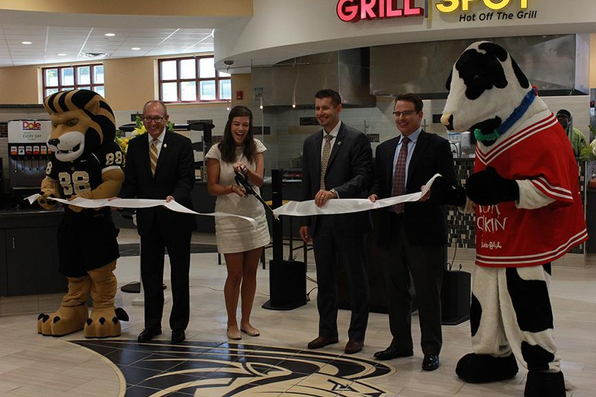 Spellmann+cafeteria+reopens+after+summer+renovations