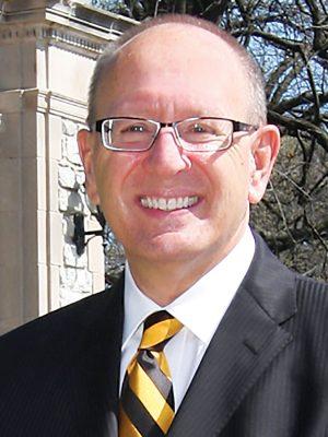 Former Lindenwood president, Michael Shonrock.