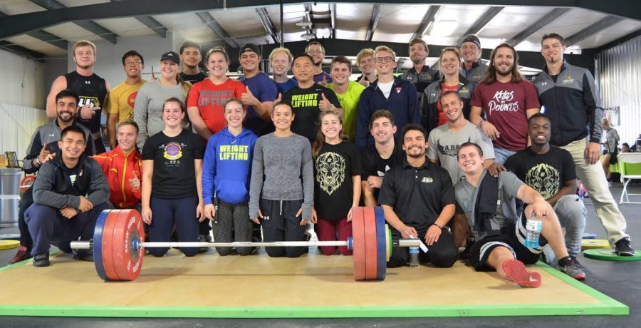 Weighlifting+tops+multiple+divisions+at+national+meet