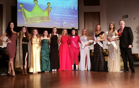 The second annual Miss Lindenwood was 'a great success'