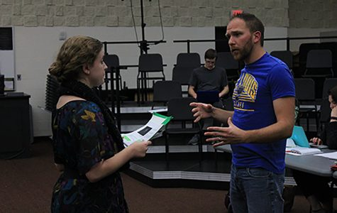 Alumnus guest-directs 2016 Christmas Carol