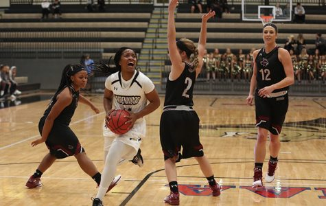 Women's basketball wins close battle with LU-Belleville
