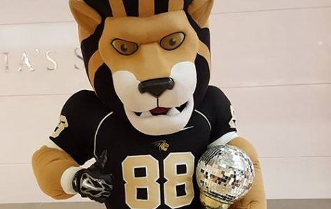 Leo the Lion Photo from Lindenwood University website