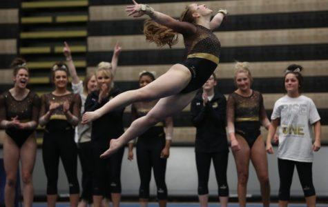 Photo gallery: Lindenwood Gymnastics vs. Texas Woman's and UW-Whitewater