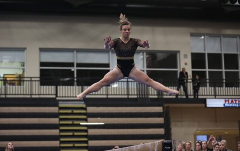 Lindenwood gymnast moves on to NCAA regionals