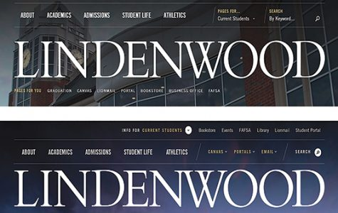 Lindenwood website has second facelift this year