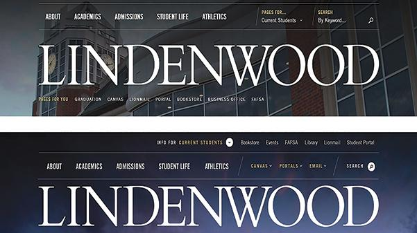 Lindenwood+website+has+second+facelift+this+year
