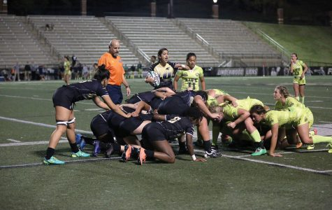 Lindenwood w. rugby player makes debut with Team USA