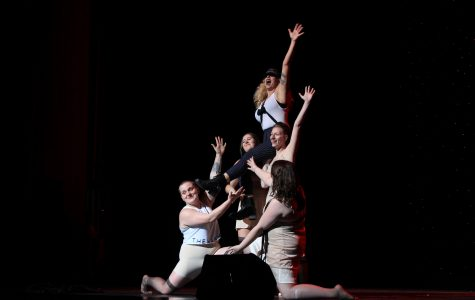GSA rocks Lindenwood Theater in semiannual drag show