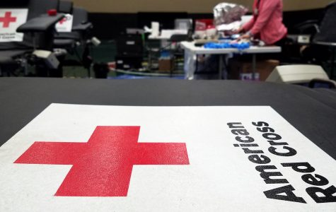Blood drive continues on campus; donations will help hurricane victims