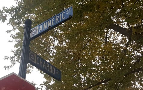 A strong-arm robbery was reported Sunday afternoon in Lindenwood women's housing near Anneric and Charbo streets. <br> Photo by Essi Auguste Virtanen